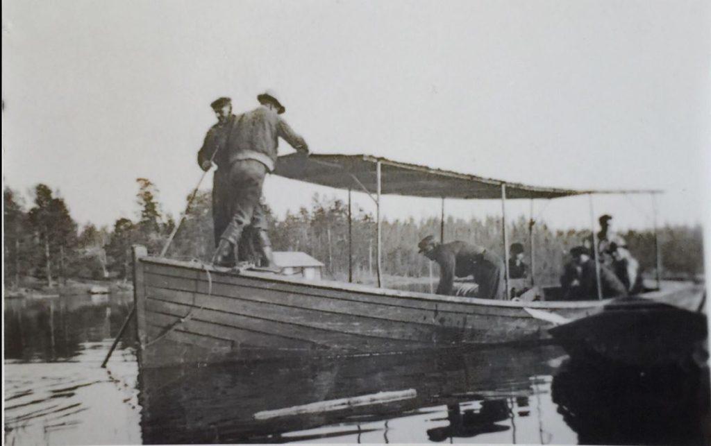 Flottarbåt