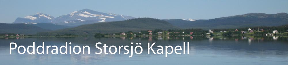 Poddradion Storsjö Kapell